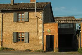 Gîte rural : Le Domaine des Crêtes dans le beaujolais