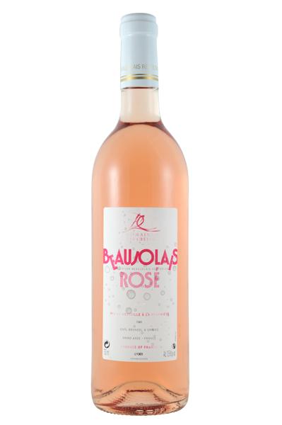 Beaujolais rosé du Domaine des Crêtes