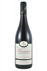 Beaujolais rouge cuvee des Varennes du Domaine des Crêtes